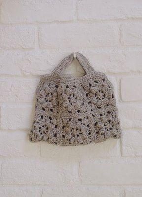 Japanese Crochet Free Patterns | JAPANESE CROCHET BAG | Crochet For Beginners