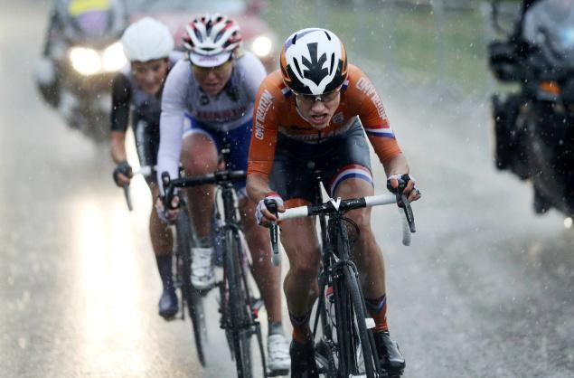 The fabulous Marianne Vos! 2012 Summer Olympics