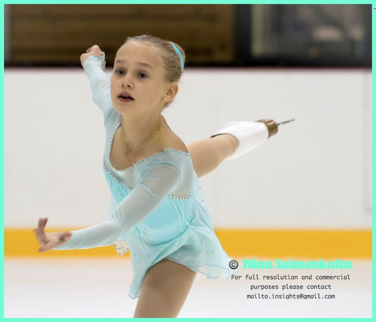 Sana competes at the Springs level with a lyrical program