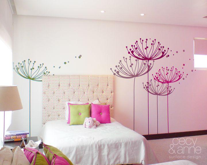 Bonita idea para mi cuarto
