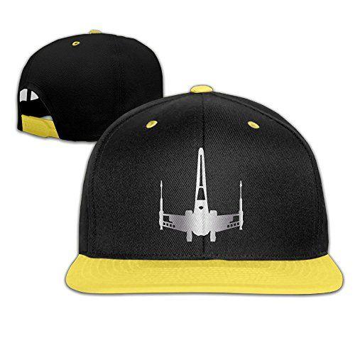 Starwars Jedi XWing Platinum Style Kids Hip-hop Baseball Cap Yellow //Price: $4.99 & FREE Shipping //     #starwarscollection