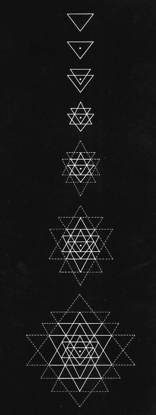 Sacred Geometry - Chakras