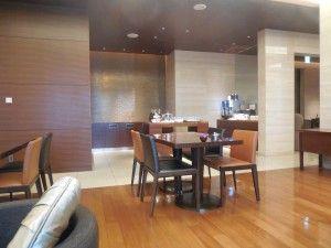 InterContinental Osaka Hotel  Executive Lounge or Club InterContinental