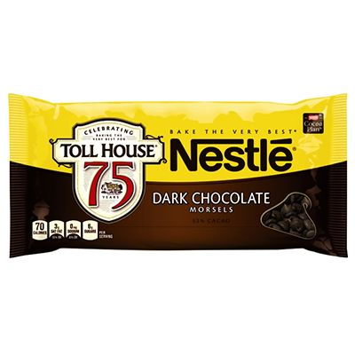 NESTLÉ® TOLL HOUSE® Dark Chocolate Morsels