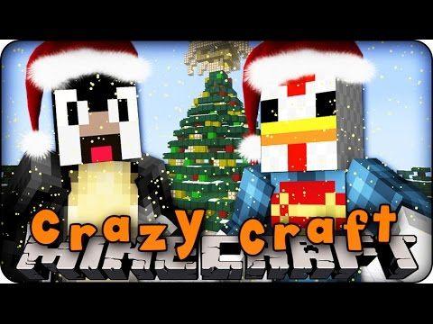 Minecraft Mods - CRAZY CRAFT 2.0 - Ep # 93 'TROLLING THEATLANTICCRAFT!' (Superhero Mod)