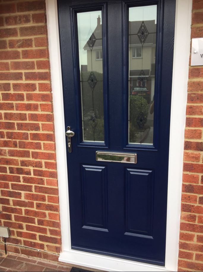 This Classic Etna in our French Navy is a look that will never go out of style! Find your nearest installer to get a quote today- http://endurancedoors.co.uk/authorised-retailers/