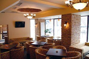 Restaurant-cafenea High Class Cafe Bucuresti