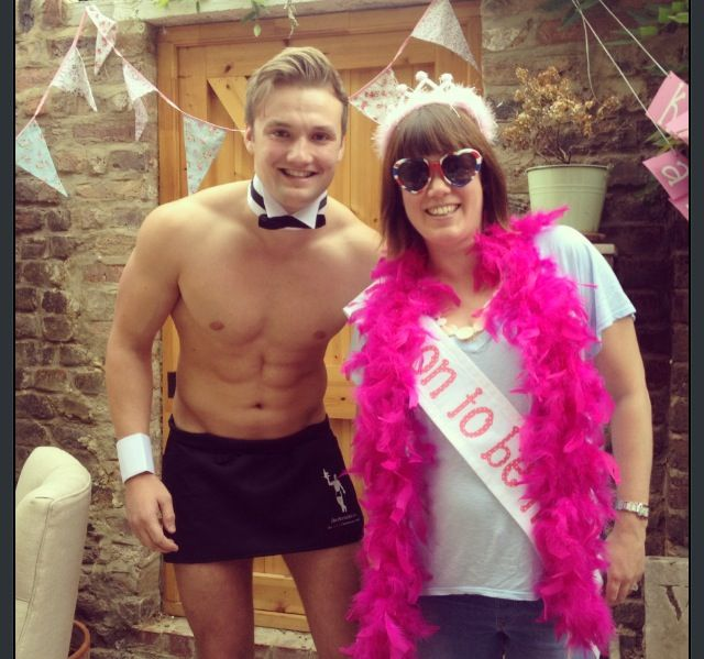 17 Best Images About Hen Party Ideas On Pinterest