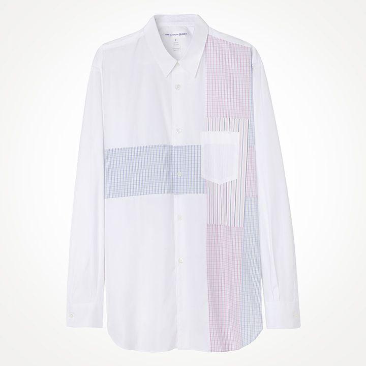 Comme des Garçons Shirt Man / Patchwork Shirt