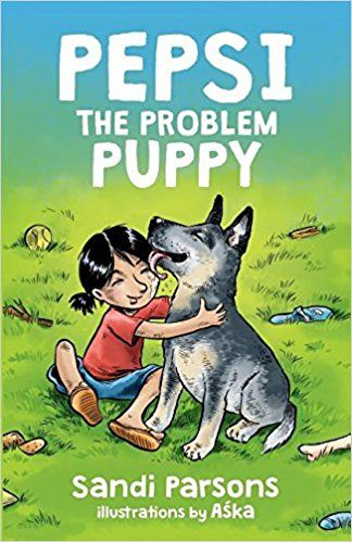 Pepsi the problem puppy is the story of Rosie, who learns patience and responsibility when Pepsi comes into her life. Read more: #CBCA: Pepsi the Problem Puppy http://editingeverything.com/blog/2017/10/24/cbca-pepsi-problem-puppy/