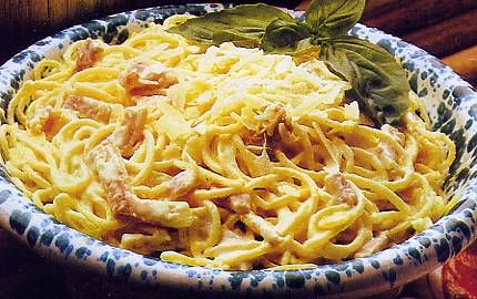 Finally an authentic carbonara recipe I must try this soon.  I miss real Italian carbonara so much!