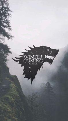 """""""O inverno está chegando"""" <3"""