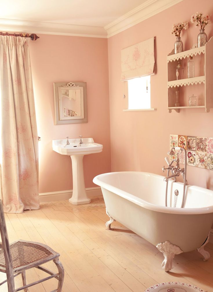 U0027Pink Sophiau0027 Kate Forman · French BathroomBathroom ModernSmall ... Part 73
