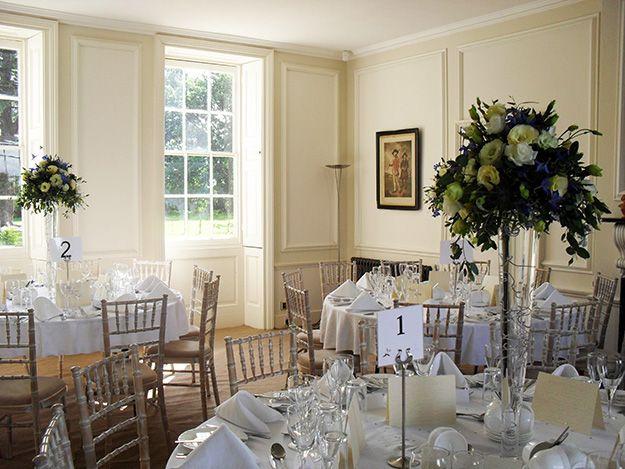 Mount Amelia Wedding Venue In Norfolk