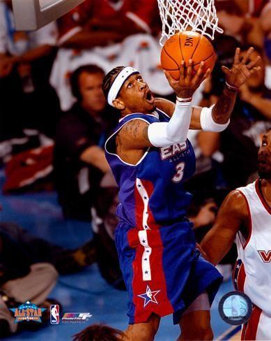 Allen Iverson 2005 All Star Game