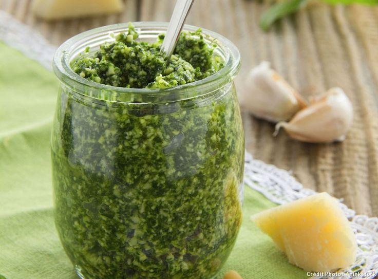 Recette : le pistou génois, pour une touche de basilic dans vos plats