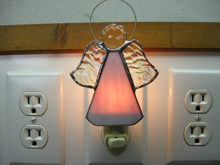 17 Best Images About Stained Glass Lights Candles On