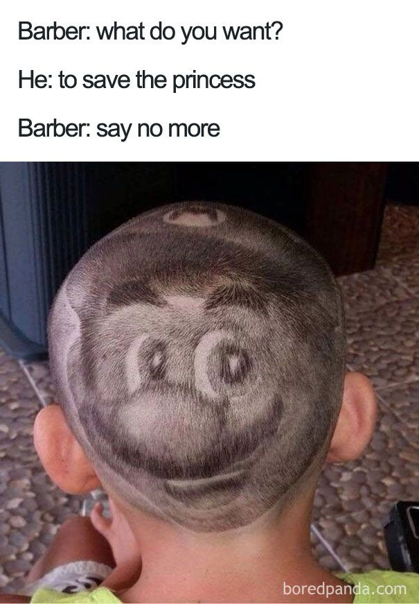 "Part 1: Terrible Haircuts That Were So Bad They Became ""Say No More"" Memes - Imgur"