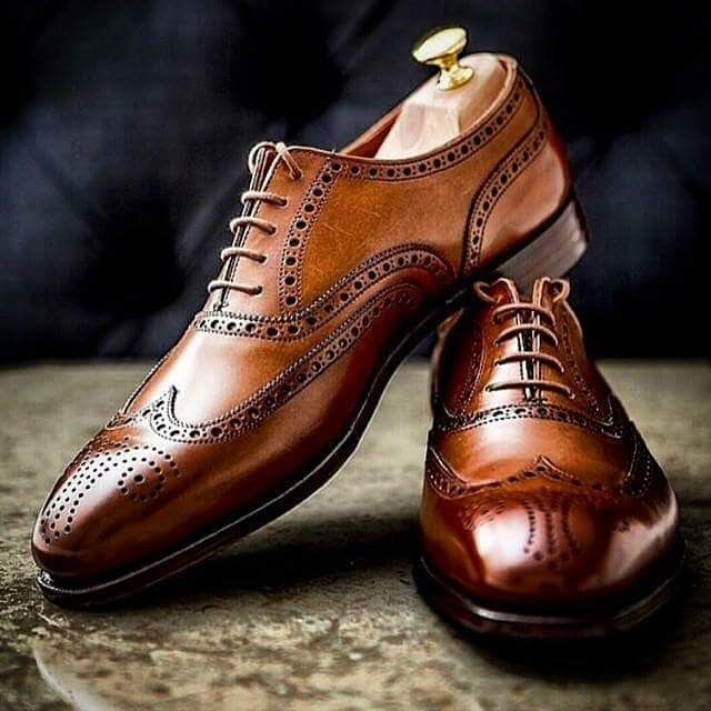 brown leather brogue shoes                                                                                                                                                      More