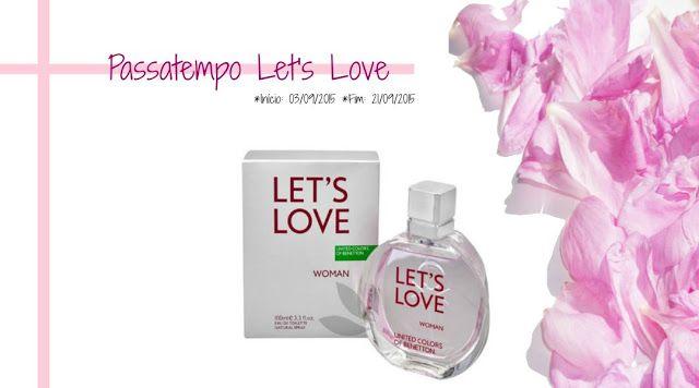 Pedrinhas no Sapato: Passatempo Let's Love