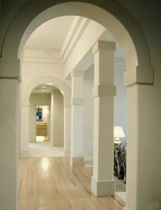 Interior Columns 77 best columns and trim work images on pinterest | interior