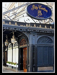 Ritz Carlton in Montreal, Canada