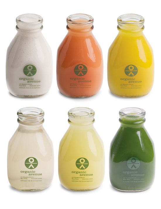 love the simple organic juices. Organic lines always have the clean designs, don't they?