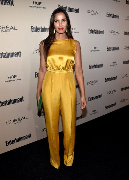 Padma Lakshmi Photos: 2015 Entertainment Weekly Pre-Emmy Party - Red Carpet