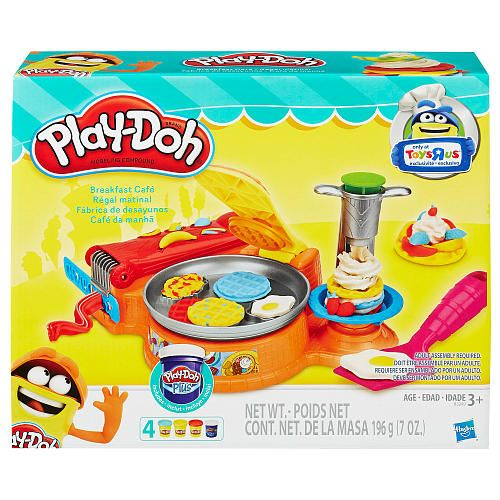 "Play-Doh Breakfast Cafe - Hasbro - Toys ""R"" Us"