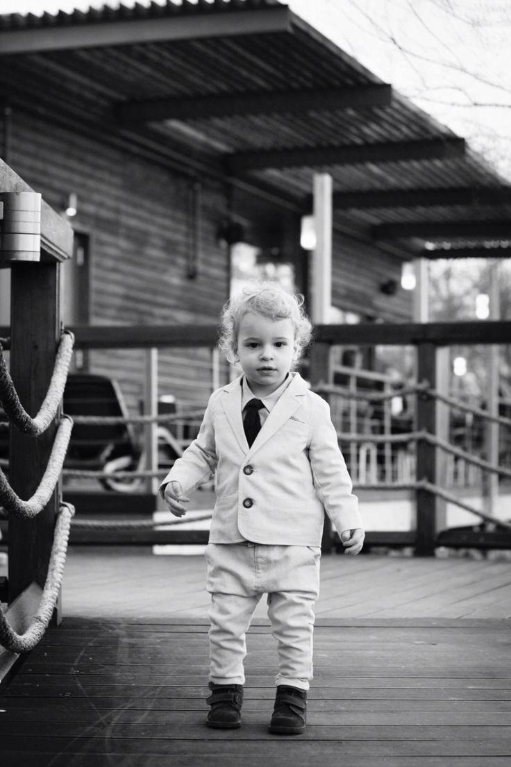 Photoshoot Wonder?Woman blog first stylist job Mom&Son baby wedding outfit