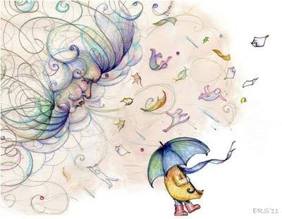 vent et pluie de Elizabeth Stanton