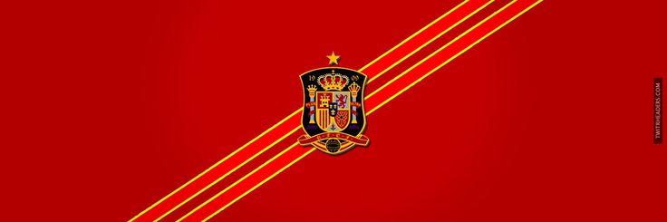 Spain Soccer Twitter Header Cover - TwitrHeaders.com