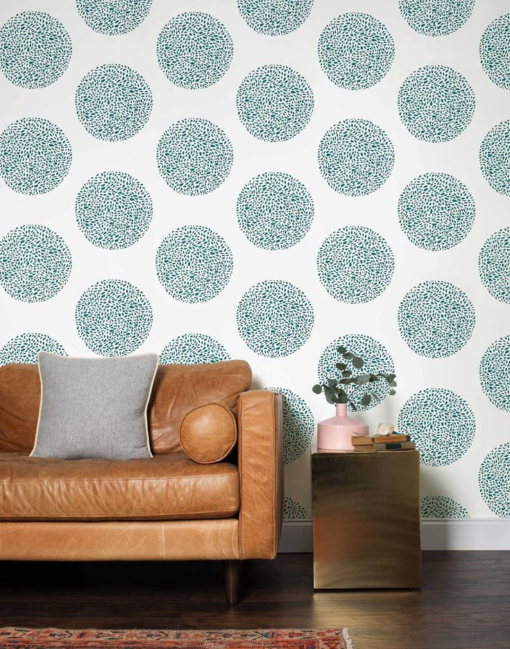Topiary Emerald Wallpaper Wit u0026 Delight