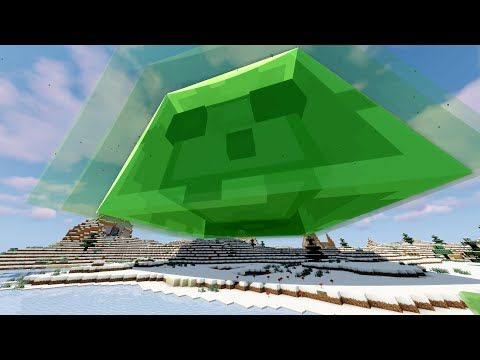 Minecraft Slime Finden