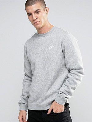 Nike Sweatshirt in Grey, £35