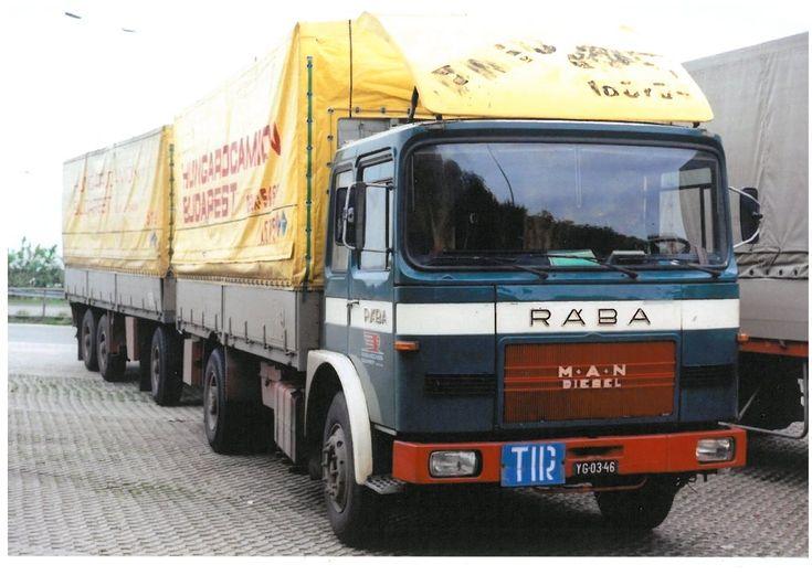 RABA 831