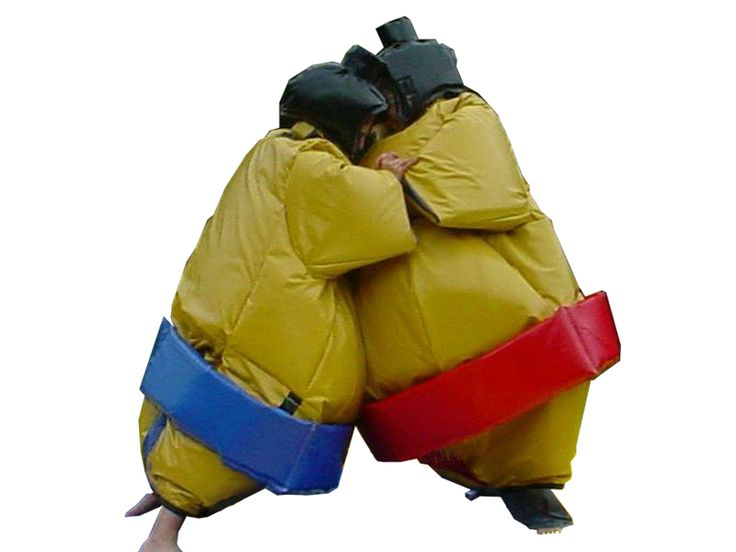 Find Sumo Wrestling Suits? Yes, Get What You Want From Here, Higher quality, Lower price, Fast delivery, Safe Transactions, All kinds of inflatable products for sale - East Inflatables UK