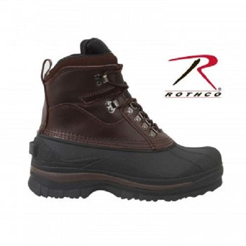 """Rothco 8"""""""" Cold Weather Hiking Boots"""