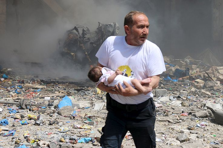 Syria: The lives – and tragic deaths – of children in the war-torn ...