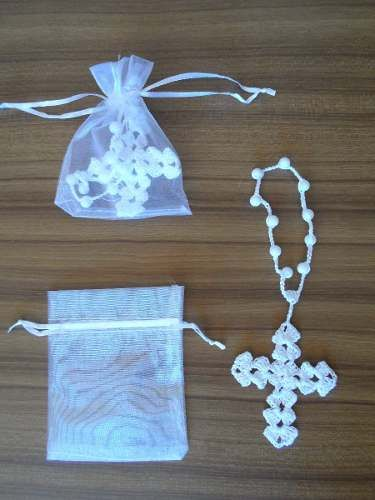 Denario,bautismo,1°comunion, Confirmacion, Souvenirs Tejido - $ 15,00