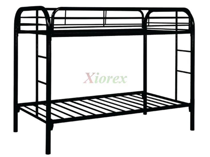 Leo Twin Metal Bunk Beds Canada   Xiorex