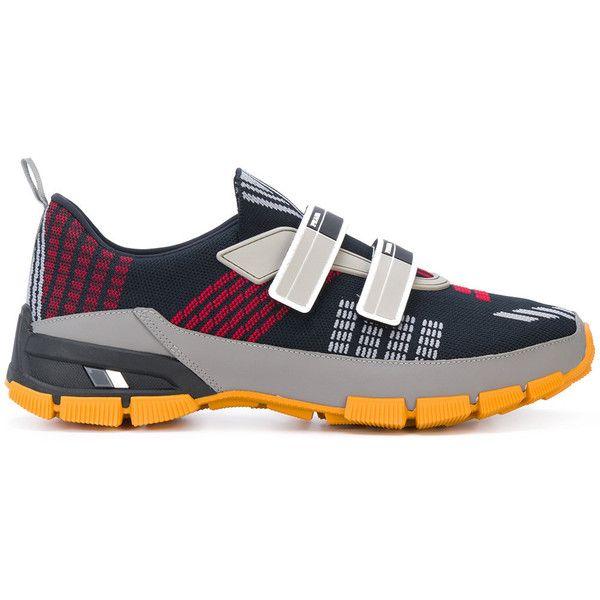 colour-block sneakers - Black Prada SyYM1SvHT2