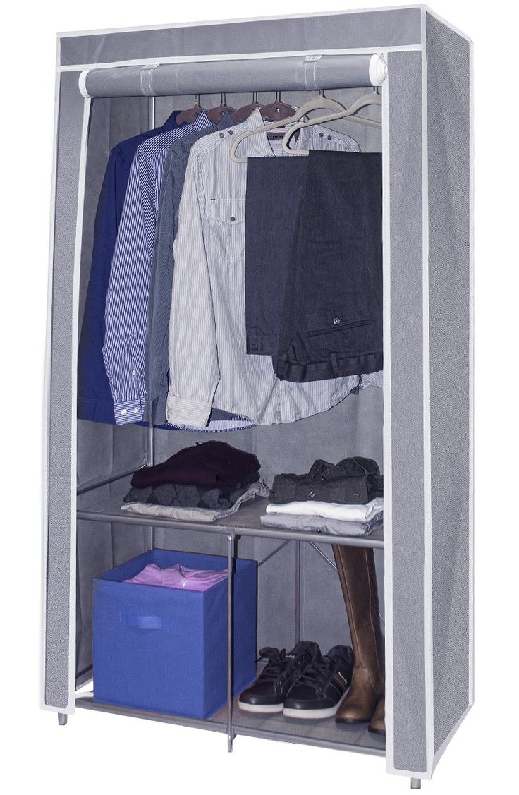 Homegear Xl Free Standing Fabric Shoe Rack Storage - Sorbus wardrobe closet portable non woven fabric free standing storage organizer portable