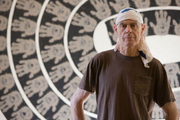 Richard Long artist