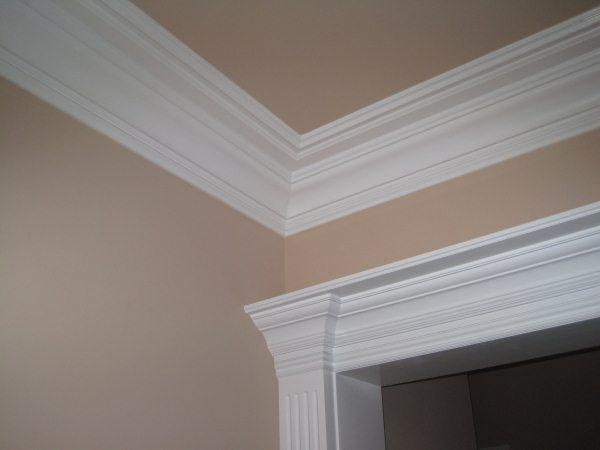 I Love Double Crown Molding We Had It In Our House In