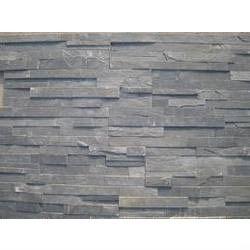 Black Slate Wall Cladding Tiles