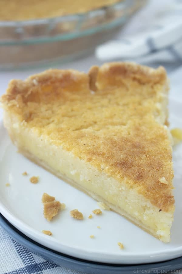 Southern Buttermilk Pie In 2020