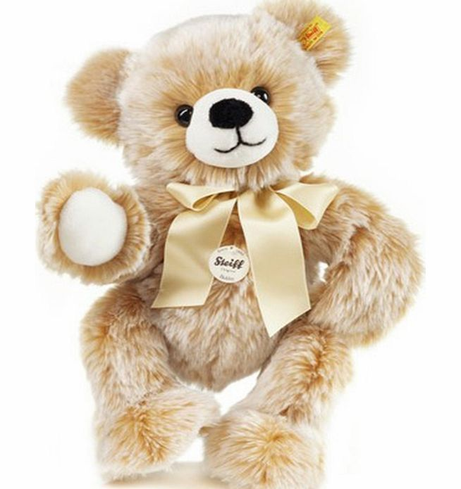 Steiff Bobby Dangling Teddy Bear 40cm Brown This Steiff Bobby Dangling Teddy Bear is a quite a big bear and stands at 40cms. Its made from soft cuddly brown tipped material. This Steiff Bear is Machine Washable at 30 Degrees C. http://www.comparestoreprices.co.uk/teddy-bears/steiff-bobby-dangling-teddy-bear-40cm-brown.asp