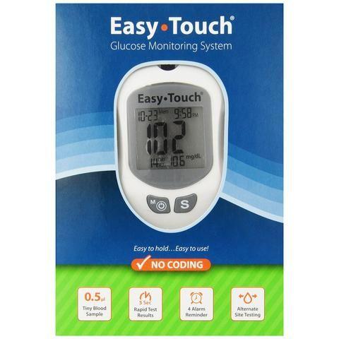 EasyTouch Glucose Monitor Kit | Blood Glucose Monitoring