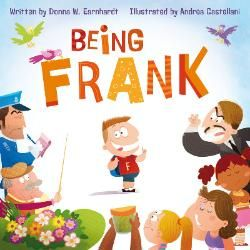 """WRITE WILD: PB 14:14 Day 5: THEME with """"Being Frank"""""""